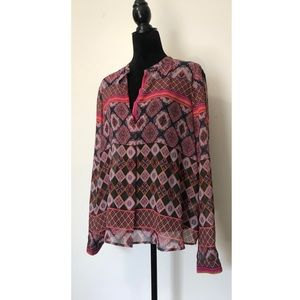 Anthropologie Conrad & Joseph Boho Blouse